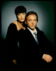 Richard Michael Mayall with amanda donohue.