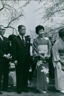 Foreign Minister of Japan in Aichi.