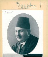 Kung Fuad of Egypt