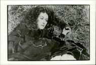 """Actress Meryl Streep in the movie """"The French Lieutenant's Woman"""""""