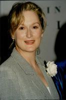 Actress Meryl Streep at Crystal Awards at Century Plaza Hotel in Beverly Hills