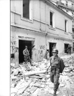A learning center was destroyed during the Algerian War The Algerian War,  also known as the Algerian War of Independence or the Algerian Revolution