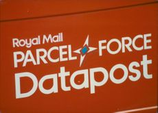 Royal mails parcel office.