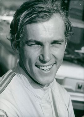 British Racing Driver: Roger Enever March 9, 1970