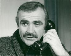 Sean Connery Actor.