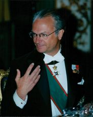 Picture of King Carl XVI Gustaf