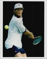 Tennis player Wayne Ferreia