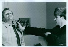 Film: Gorky Park Starring William Hurt and Brian Dennehy. 1983