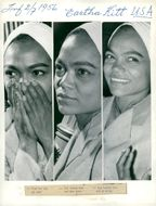 Eartha Kitt, portrait in three parts