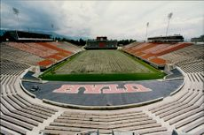 Utah University's Rice Stadium will be home for the opening ceremony