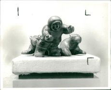 Eskimo Sculpture
