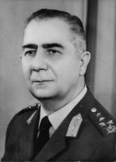 Portrait of Ahmet Refik Yilmaz .