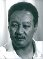 A photo of Lieutenant-General Jaafar Mohammed al-Numeiry - Sudanese Politician - 1979