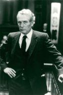 "Actor Paul Newman in the movie ""Judgment"""