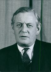 Portrait of Martin Jukes, 1971.