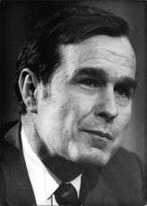 Portrait of George Walker Bush.