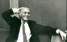 Georg Solti, Hungarian-British conductor.