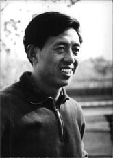 Portrait of Chen Chia Chuan.