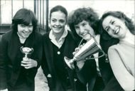 Schools 1980-1987:Girls of high wycombe.
