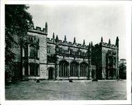 A Large Quadrangular House is known as the Chevelar Manor of George Eliot.