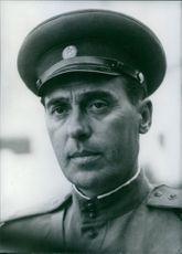 Portrait of Lieutenant Colonel P. Nikitenko, 1969.