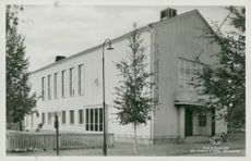 The people's house in Umeå
