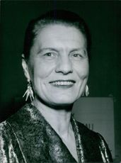 British Politician: Rt. Hon. Edith Summerskill, P.C., M.P.