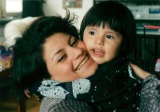 Evelyn Barrantes, a refugee from Peru, may stay in Sweden with mother Monica.