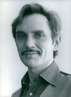 """One of the most popular film stars of the 'swinging sixties', English actor, Terence Stamp is making a comeback after a period in show business limbo, and stars in a new film """"Thief of Baghdad""""; 1978."""