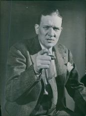 A portrait photo of police inspector.