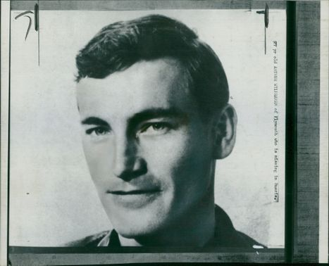 Arthur Wilbraham of Plymouth who is missing in Russia.