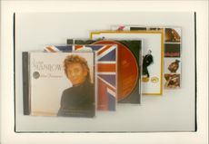 Compact disc.