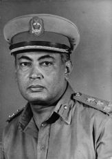 Portrait of Brigadier Mohamed Abdelhalim.