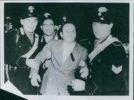 Fascist Italy goes on Milan Chief sentenced to death.