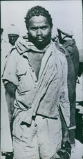Among the captives that the Germans have taken in the fighting in North Africa are many infested by varying races and complexion.