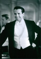 Billy Zane stars as Cal Hockley in an epic action-packed romance, Titanic.