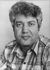 David Levy in a portrait.