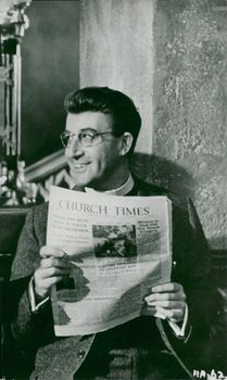 """Peter Sellers in """"What Heaven's Life"""""""