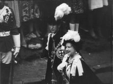 Charles, Prince of Wales with woman.