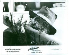 "1985 A scene of Robert Barton Englund from the film ""A Nightmare on Elm Street 2: Freddy's Revenge""."