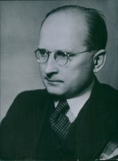 Photograph of Mr. Henryk Swiatkowski Former Minister of Justice, Poland Government.