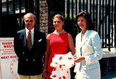 King Carl XVI Gustaf, Crown Princess Victoria and Queen Silvia