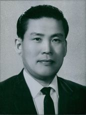 Close up of South Korean politician Kim Sung - Un