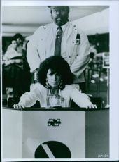 Mercedes Ruehl star in Married to the Mob.