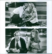Scenes from the 1992 film Death Becomes Her starring Bruce Willis, Meryl Streep and Goldie Hawn.