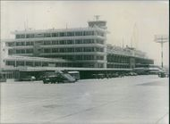 Beirut International Airport has been closed for lengthy periods of time, 1983.
