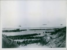 The Great Evacuation of Dunkirk.
