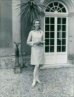 Princess Maria Gabriella of Savoy standing is tall and always will turned out.