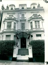 The home of Arkady Gouk in Holland Park