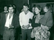 Refugees from Chile to Norway in 1978.